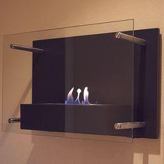 Nu-Flame Radia Wall Mounted Decorative Fireplace