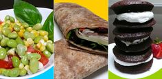 Healthy ideas for kids brown bag lunches that mom and dad can take to work too!