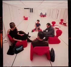 Publicity still for Stanley Kubrick's A Space Odyssey. Sf Movies, 2001 A Space Odyssey, Stanley Kubrick, Science Fiction, Mars, Universe, Culture, History, Inspiration