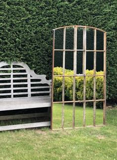 Garden Mirrors, Restoration, Outdoor Structures, Architecture, Home, Arquitetura, Ad Home, Homes, Architecture Design