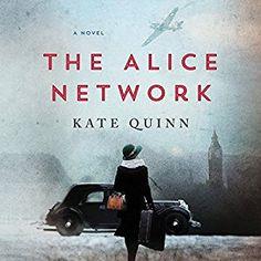 https://flic.kr/p/WvD1Sg | USA Audio Kate Quinn the Alice Network © David & Myrtille / Arcangel Images