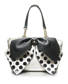 It's always better with a bow, from Betsey Johnson