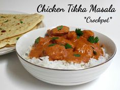 Love to be in the Kitchen: Chicken Tikka Masala (Crockpot)