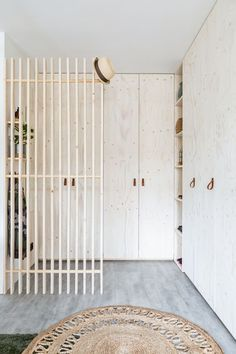 The Best 2019 Interior Design Trends - Interior Design Ideas Home Interior Design, Interior Architecture, Interior And Exterior, Casa Milano, Entry Hallway, Hallway Rug, Plywood Furniture, Home Bedroom, Interior Inspiration
