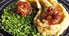 ντιπ με κόκκινες φακές & καραμελωμένα κρεμμύδια - Pandespani.com
