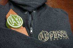 Crooked Fence Brewing Jacket