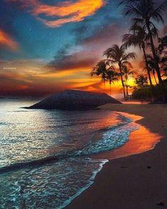 Beautiful Sunrise, Beautiful Beaches, Nature Pictures, Beautiful Pictures, Beautiful Photos Of Nature, Landscape Photography, Nature Photography, Photography Ideas, Photography Lessons