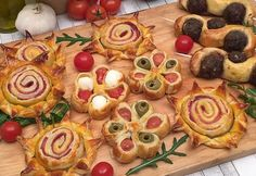 Dies Apro Trio 3 Ideen um die Freude am Apro zu verdreifachen Healthy Appetizers, Appetizer Recipes, Amazing Food Decoration, Food Platters, Mexican Dishes, Party Snacks, Snacks Pizza, Food Design, Food Hacks
