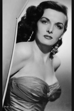 Jane Russell Monochrome Photographic Print 29 Size – x – x Ideal For Framing Hollywood Stars, Old Hollywood Glamour, Golden Age Of Hollywood, Vintage Hollywood, Classic Hollywood, Jane Russell, Classic Actresses, Hollywood Actresses, Actors & Actresses