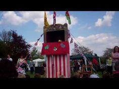 Glyn Edwards Brighton Beach Punch & Judy Show - YouTube