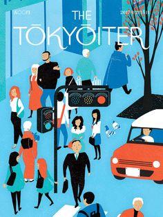 _  市川・リョウコ、イラストレーター。千葉県生まれ千葉県在住。東京造形大学卒業。学芸員資格所持。デザイン会社勤務を経て、2009年よりフリーランスのイラストレーターとして活動開始。雑誌、書籍、広告、壁画などで活動し、テキスタイル、雑貨などのプロダクト制作も精力的におこなっています  Ryoko ichikawa is an illustrator based in Tokyo, Japan. Graduated Tokyo Zokey University (Art). Born in Chiba, Japan. Working as a freelance illustrator since 2009 after working for a design office in Tokyo. Works as an Illustrator in the field of wall paiting, book, advertising, magazine, and so on.  _    ricoliro.com      Behance