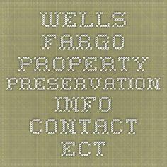 wells fargo property preservation info contact ect Business Folder, Wells, Movies Online, Preserves, Landing, Real Estate, Free, Preserve