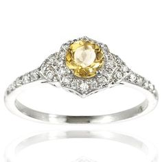 Alexandria Collection Sterling Silver Cubic Zirconia Round Bridal and Engagement Ring Alexandria Collection. $30.99. Band-thinnest dimensions: 1 mm. Metal weight: 2.3 grams. Cubic zirconia gemstones. Hollowed sterling silver