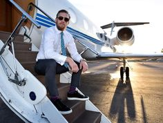 Notorious jet-setter, Conor McGregor : if you love #MMA, you'll love the #UFC & #MixedMartialArts inspired fashion at CageCult: http://cagecult.com/mma