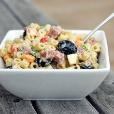 11 Creamy Cold Salad Recipes. These salads are healthy, delicious, and easy to make!