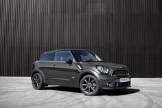 New version of the MINI Paceman. MINI Cooper S Paceman is more powerful yet more efficient than ever