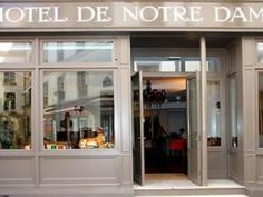 Stop at Hotel De Notre Dame to discover the wonders of Paris. The hotel offers a wide range of amenities and perks to ensure you have a great time. Service-minded staff will welcome and guide you at the Hotel De Notre Dame. Designed for comfort, sele Notre Dame France, Paris Rooms, Paris Hotels, At The Hotel, Front Desk, Hotel Offers, France Europe, Paris France, Wi Fi