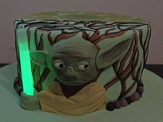 Laissez parler votre créativité ! Soyez gourmand  http://www.braceletphosphorescentfluo.com/baton-led-lumine…/  #gateau #cake #starwars #braceletphosphorescent