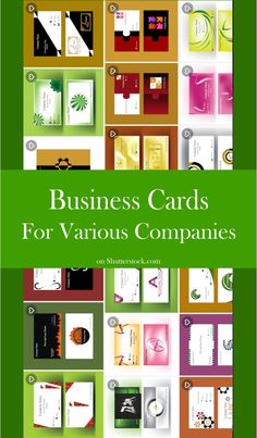 #businesscard Set with various business cards for companies, businesses in different industries. Pick the one you need. #vector #illustration #illustrationart #companycard #cardset #cardart Graphic Design Illustration, Illustration Art, Illustrations, Royalty Free Video, Image Collection, Business Cards, Concept, Stock Photos, Holiday Decor