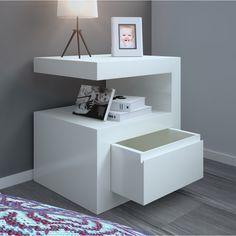 Bedroom Bed Design, Bedroom Furniture Design, Bed Furniture, Bedroom Decor, Modern Square Coffee Table, House Beds For Kids, Bedside Drawers, Luxurious Bedrooms, House Design