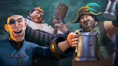 مطور Sea Of Thieves يدعو 1000 لاعب لاختبارها السبت المقبل