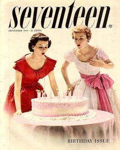Seventeen Magazine 1949