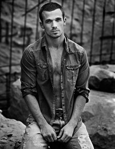 One of the most sexiest men alive! Cam Gigandet. Even his last name sounds attractive!