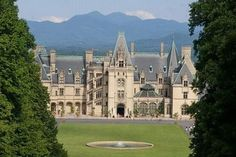 George Washington Vanderbilt had The Biltmore Estate built in 1895. It still houses the most visited winery in America, even above Napa.