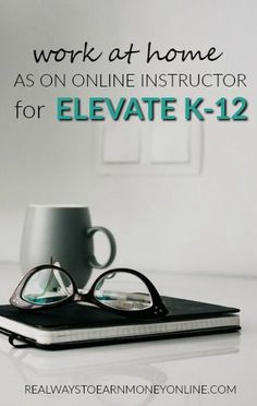 How you can work at home as an online K-12 instructor for Elevate K-12. You must have at least a high school diploma and one year of college to qualify. High Paying Careers, How To Find Out, How To Make Money, First Year Of College, High School Diploma, Get Schwifty, Job Portal, Online College, Online Jobs