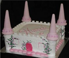Easy Castle Cakes For Girls | cake galleries wedding cakes corporate cakes birthday cakes about the ...