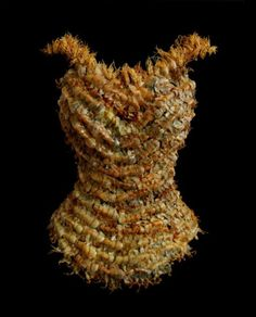 Fashion Made From Food- Shrimp Dress | Ripley's Believe It or Not!