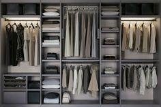 Flou closet