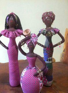 Africanas de tela