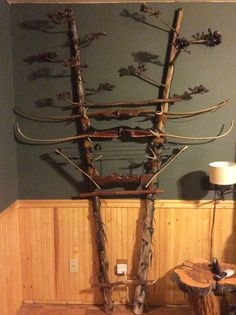 Arrow Bow Rack Wow Makes A Beautiful Wall Hanging