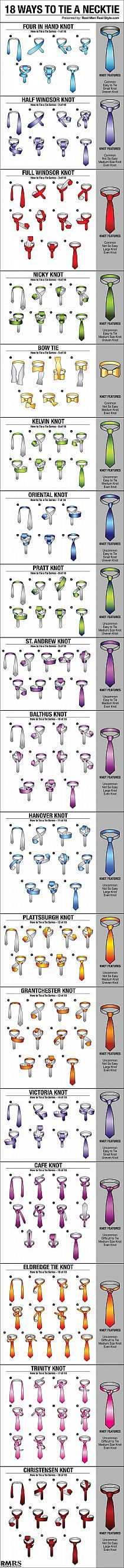 """How to tie a necktie. - How to tie a necktie. 36 Essential """"Manly"""" Life Hacks That Every Person Should Know - : How to tie a necktie. - How to tie a necktie. 36 Essential """"Manly"""" Life Hacks That Every Person Should Know - Tie A Necktie, Necktie Knots, Tie A Tie, Life Hacks, Style Masculin, Mode Masculine, Good To Know, Mens Fashion, Fashion Tips"""