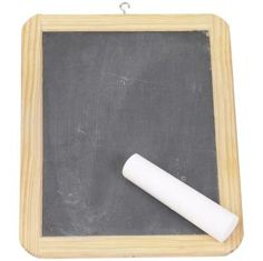 How to Make a Chalkboard Frame for Kids