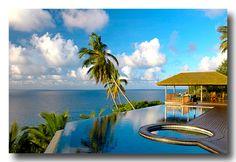 Hotel Frégate Island Lodge 5 ***** / Frégate Island / Seychelles