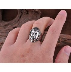 Buy cool rings at RebelsMarket. Shop cross, claw, cats, heart rings at affordable prices. Cool Rings For Men, Unique Rings, Heart Rings, Germany And Italy, Size 10 Rings, Stainless Steel Rings, Buddhism, Cool Stuff, Stuff To Buy