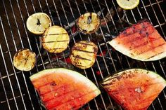 Grill More Fruit