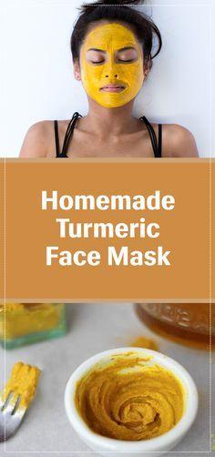 Lemon Face Mask, Honey Face Mask, Be Natural, Natural Face, Natural Beauty, Homemade Face Masks, Diy Face Mask, Turmeric Facial Mask, Facial Masks