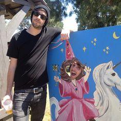 Chillin' w\ the unicorn princess
