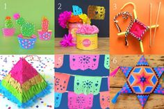 Cinco de Mayo craft ideas! https://happythought.co.uk/free-templates