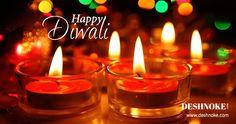 Happy #Diwali to all off You..!! #Deshnoke