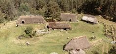 Welcome to Britain's first open air museum - Highland Folk Museum