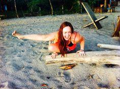 #Abhyasayoga Costa Rica Gaby Aguilar Love Yoga