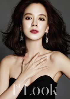 """Song Ji Hyo Spotted Filming a Wedding Dress Scene With Chinese """"Running Man"""" Star Korean Star, Korean Girl, Asian Girl, Korean Actresses, Korean Actors, Actors & Actresses, Running Man, Korean Beauty, Asian Beauty"""