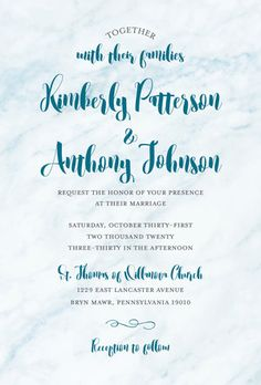 Curved Together wedding invitation from Kramer Drive. Customize yours with Paper Passionista. Watercolor Wedding Invitations, Thirty One, Marriage, Love You, Paper, Mariage, Te Amo, Je T'aime, L Love You