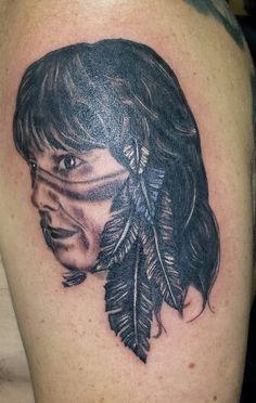 Cherokee tattoo