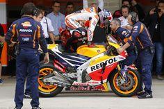 Marquez Americas GP 2015 Practice