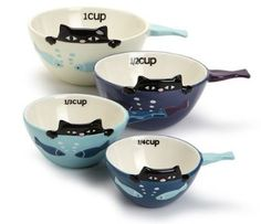 1000 Images About Ceramic Measuring Cups And Spoons On